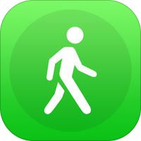 Stepz - Pedometer & Step Counter for M7 & M8 - Steps Tracking for Walking, Running & Hiking