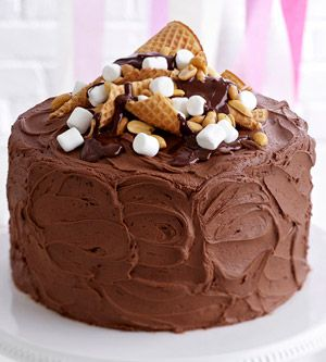 Rocky Road Cake- You need this Gigi.