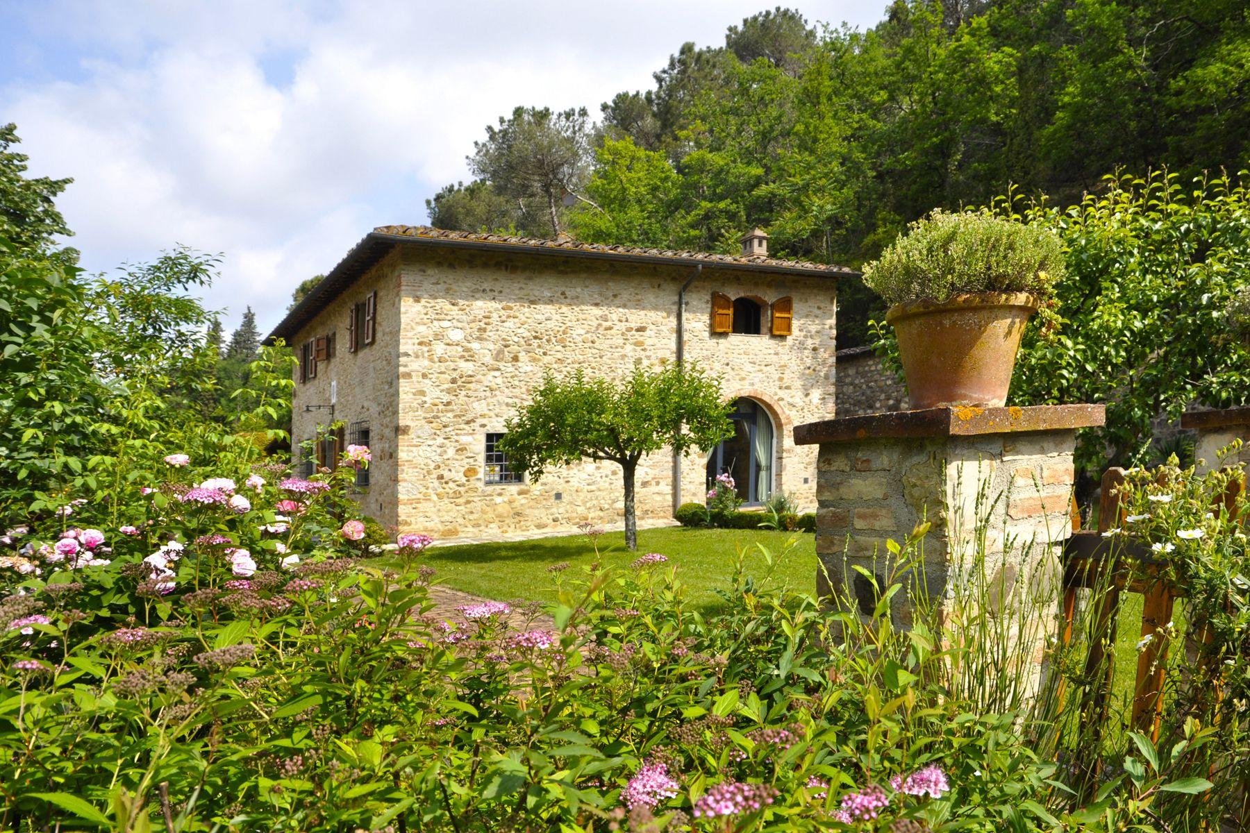 Casa terzona tuscany italian countryside villas pinterest