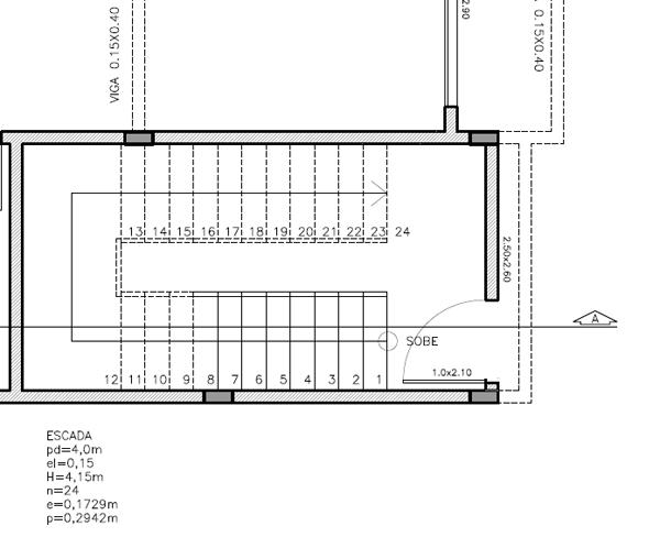 Norma abnt para escadas de edif cio residencial pesquisa for Normas para planos arquitectonicos