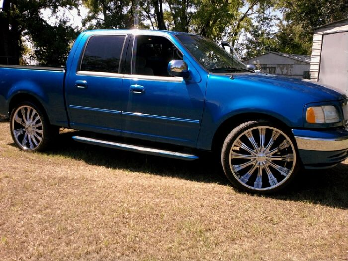 Octobersown S 2002 Ford F150 Supercrew Cab In Tyler Tx Ford F150 F150 Ford