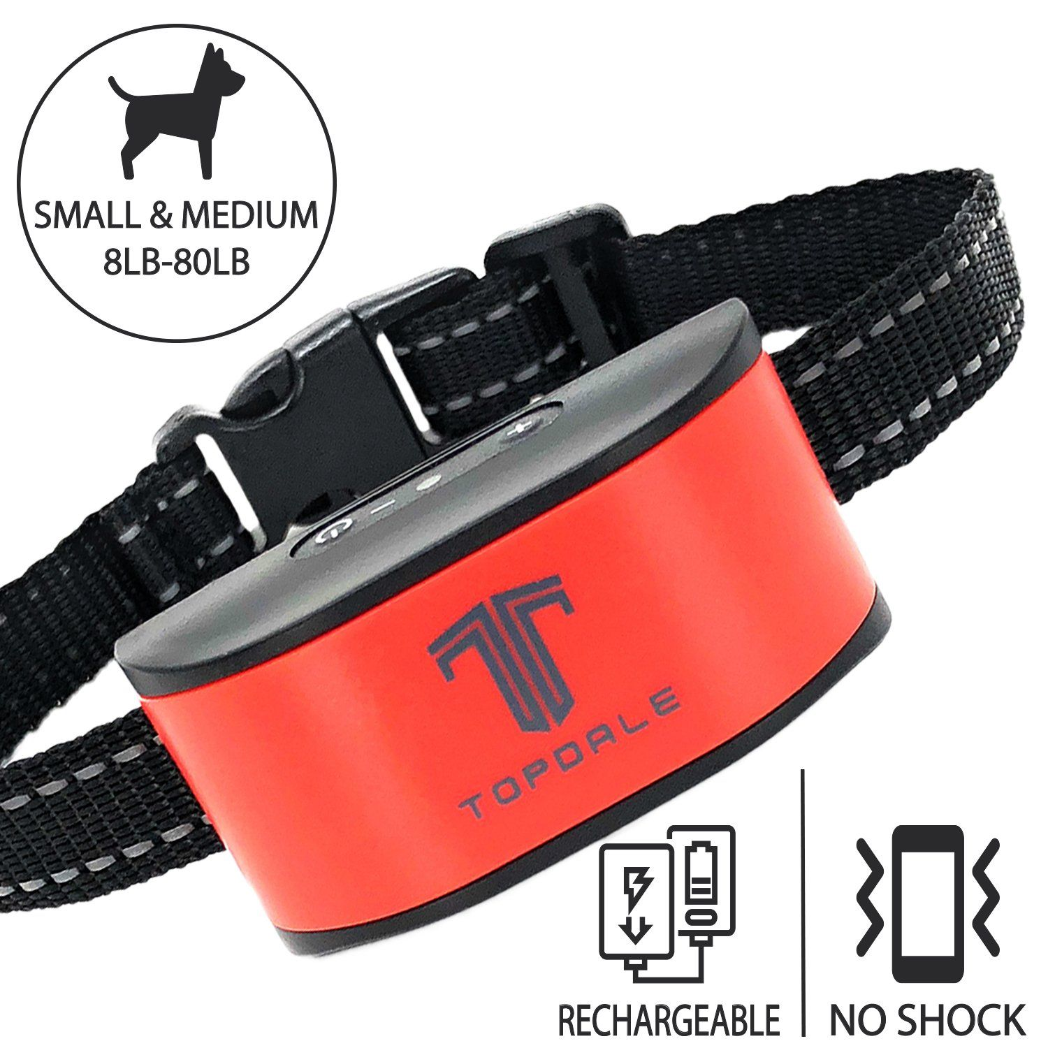 TopDale Bark Collar Small Dog and Medium Dogs PetSafe
