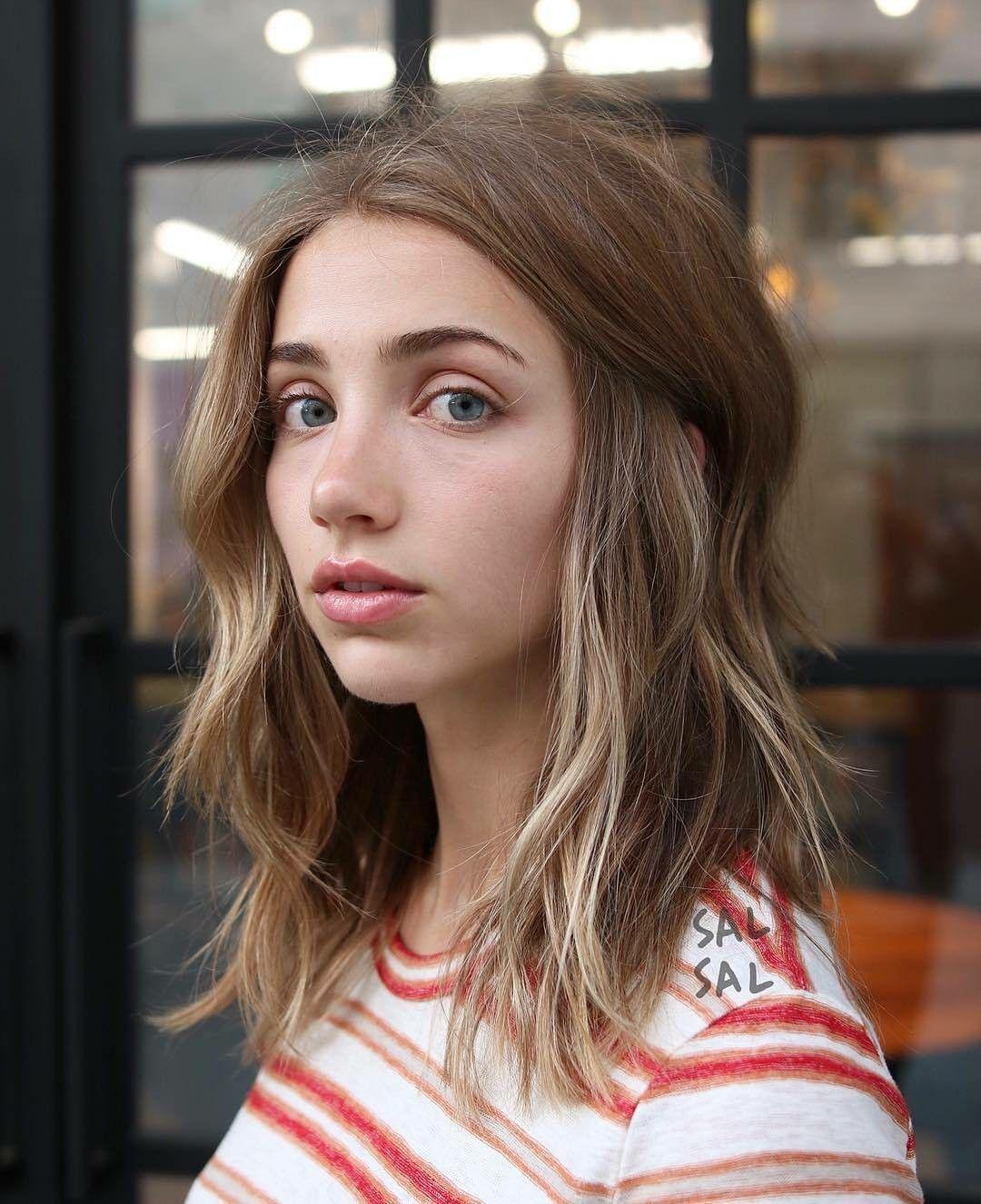 Pretty Emily Rudd: Short Hair Styles, Hair Beauty