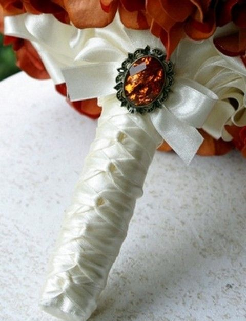 Continuing The Topic Of Wedding Bouquet Decor Id Like To Share Some Cool Handles And Holders With You Are Steadier Support