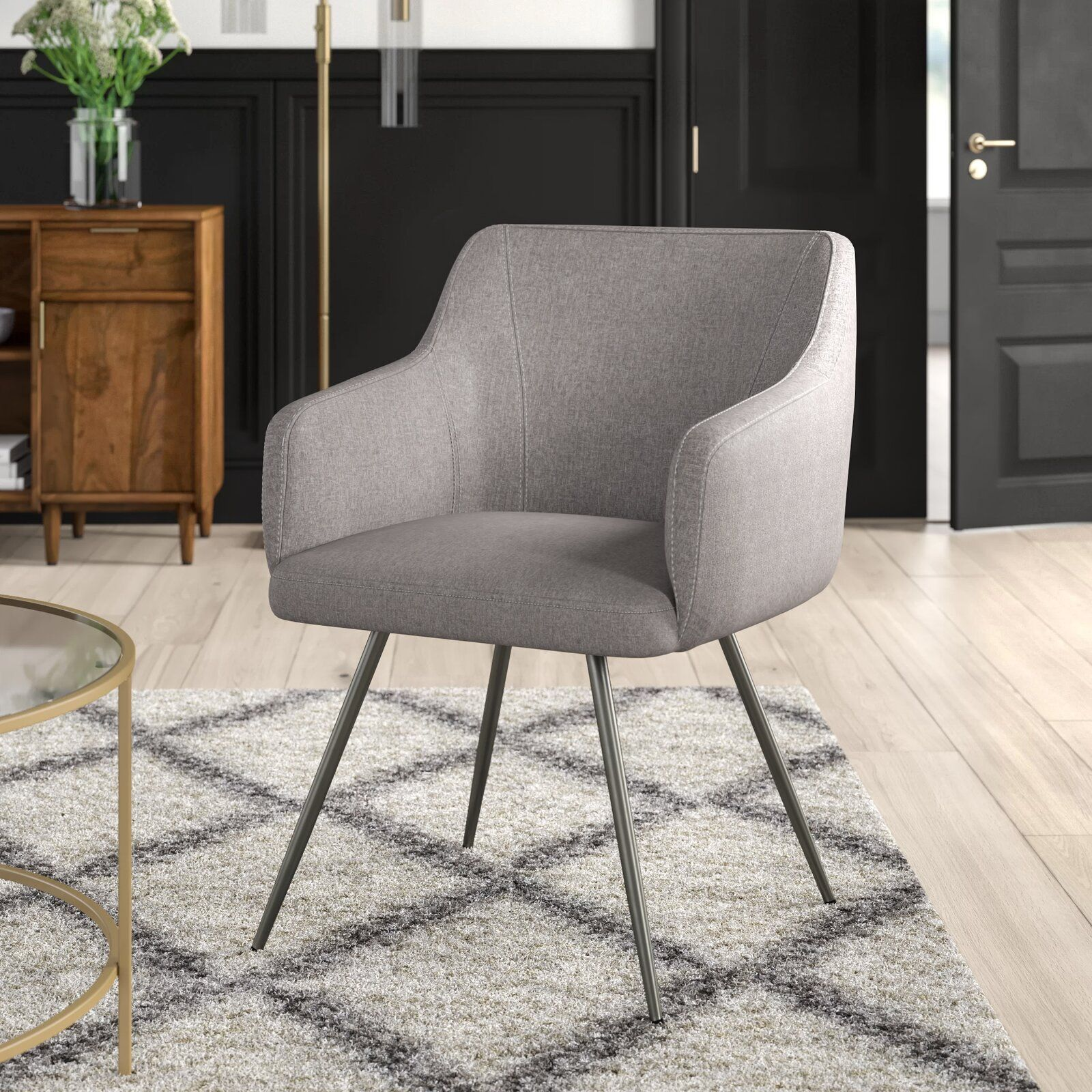 Mercury Row Casanova Armchair & Reviews Wayfair