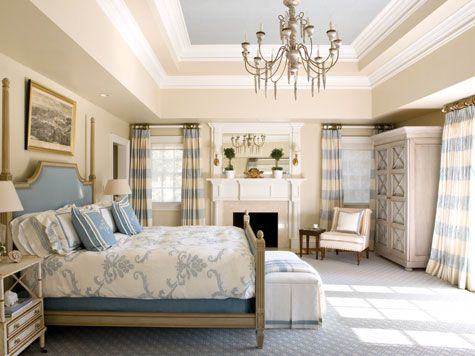 Navy Blue and Tan Bedroom Navy blue and beige .. Lovely