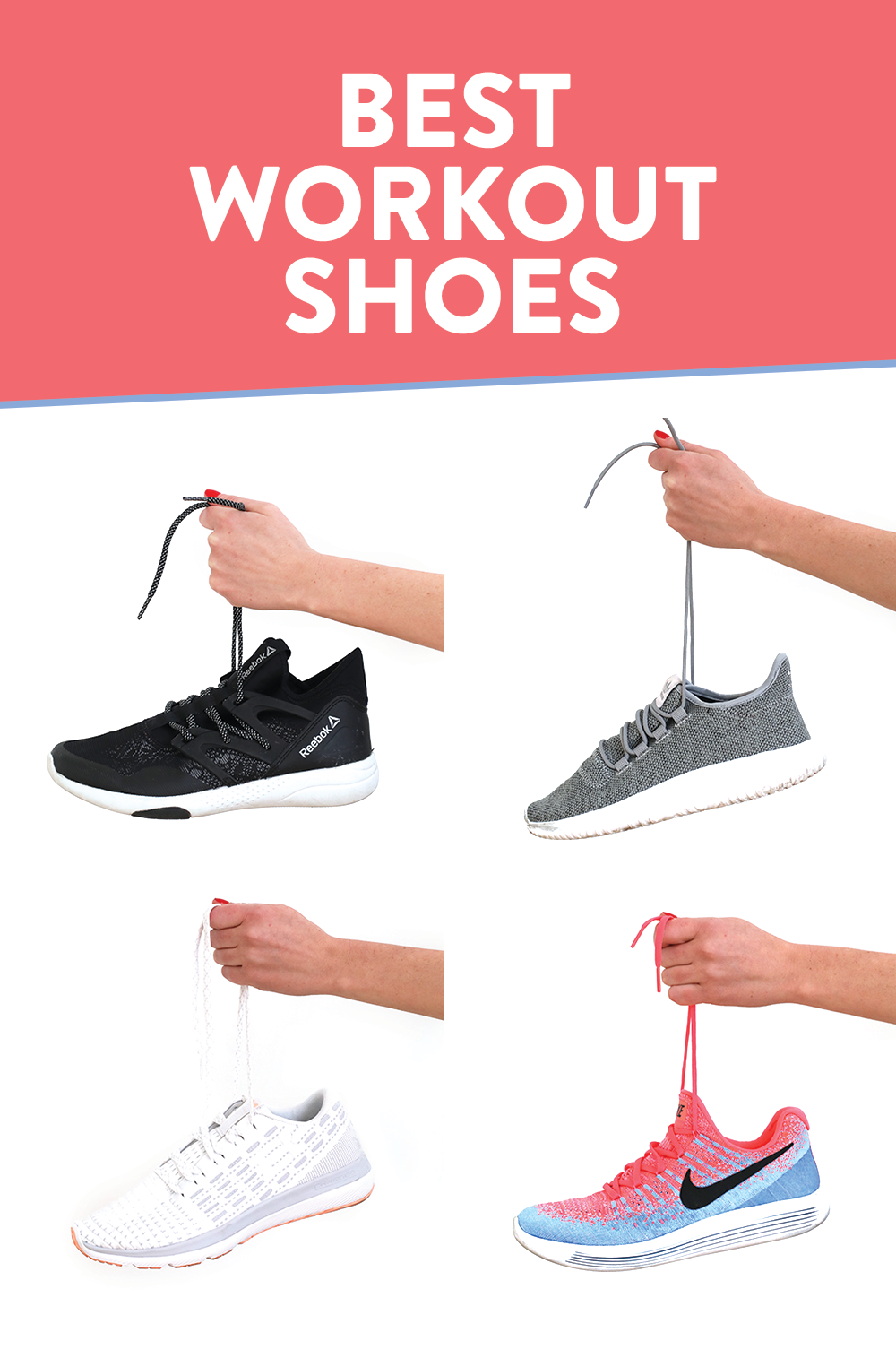 ed51746dcbd Style Friday: Best Workout Shoes - from gym to street! - Fit Foodie ...