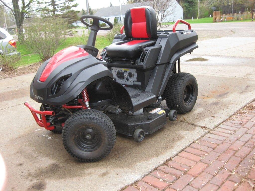2104 Raven Mpv 7100 Hybrid Mower Review Are You Ready For A Change