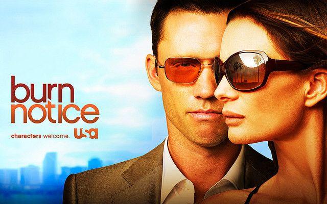 Burn Notice Usa Tv Shows Best Tv Shows Favorite Tv Shows
