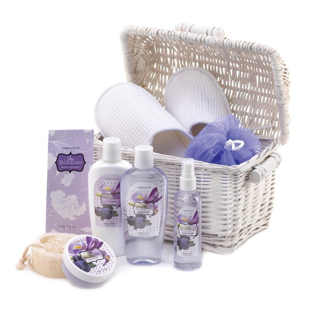10015829 IRIS BLUEBERRY SPA SET | Products | Pinterest | Products