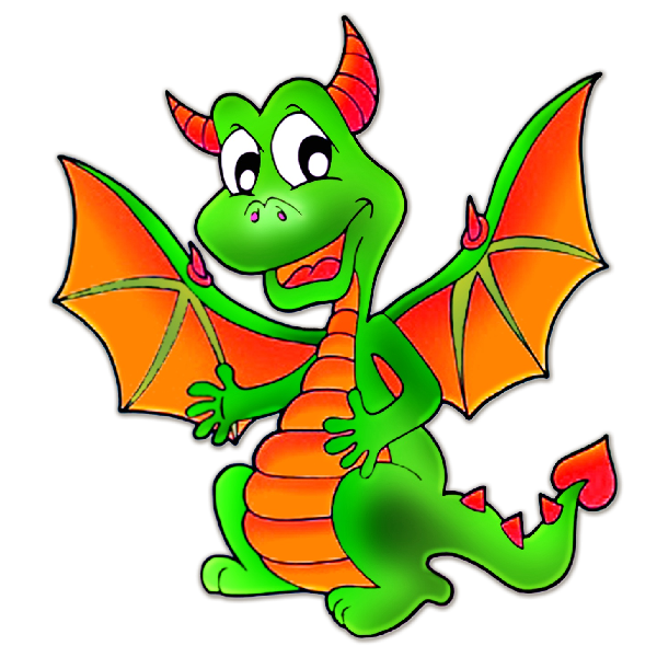 cute dragons cartoon clip art images all dragon cartoon picture rh pinterest com clip art dragon head clip art dragonfly