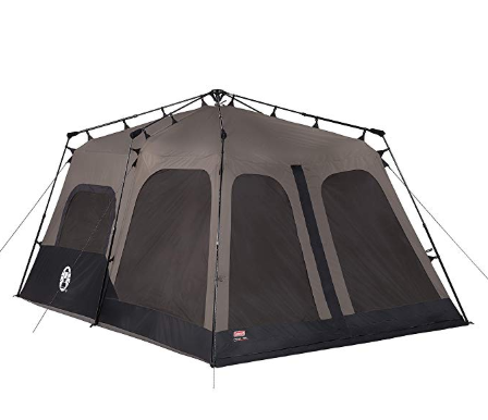 150d Material Usa Spacious 8 Person Tent Has Enough Room