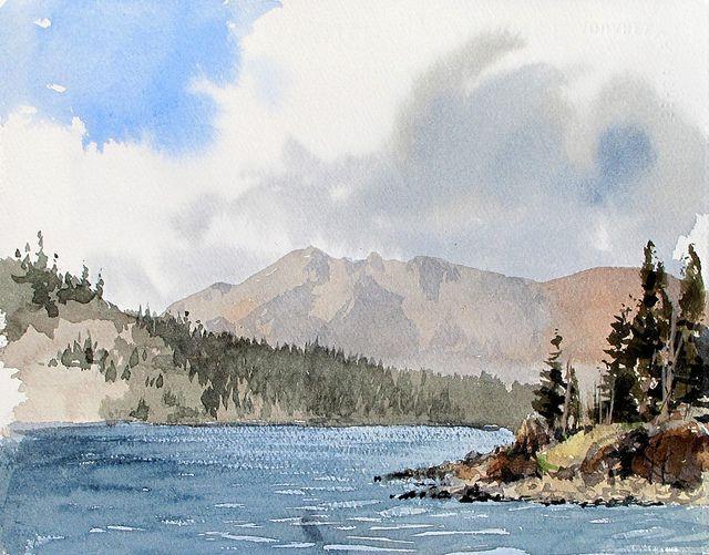 East-Lake, Hoover-Wilderness-web | by Spencer Mackay