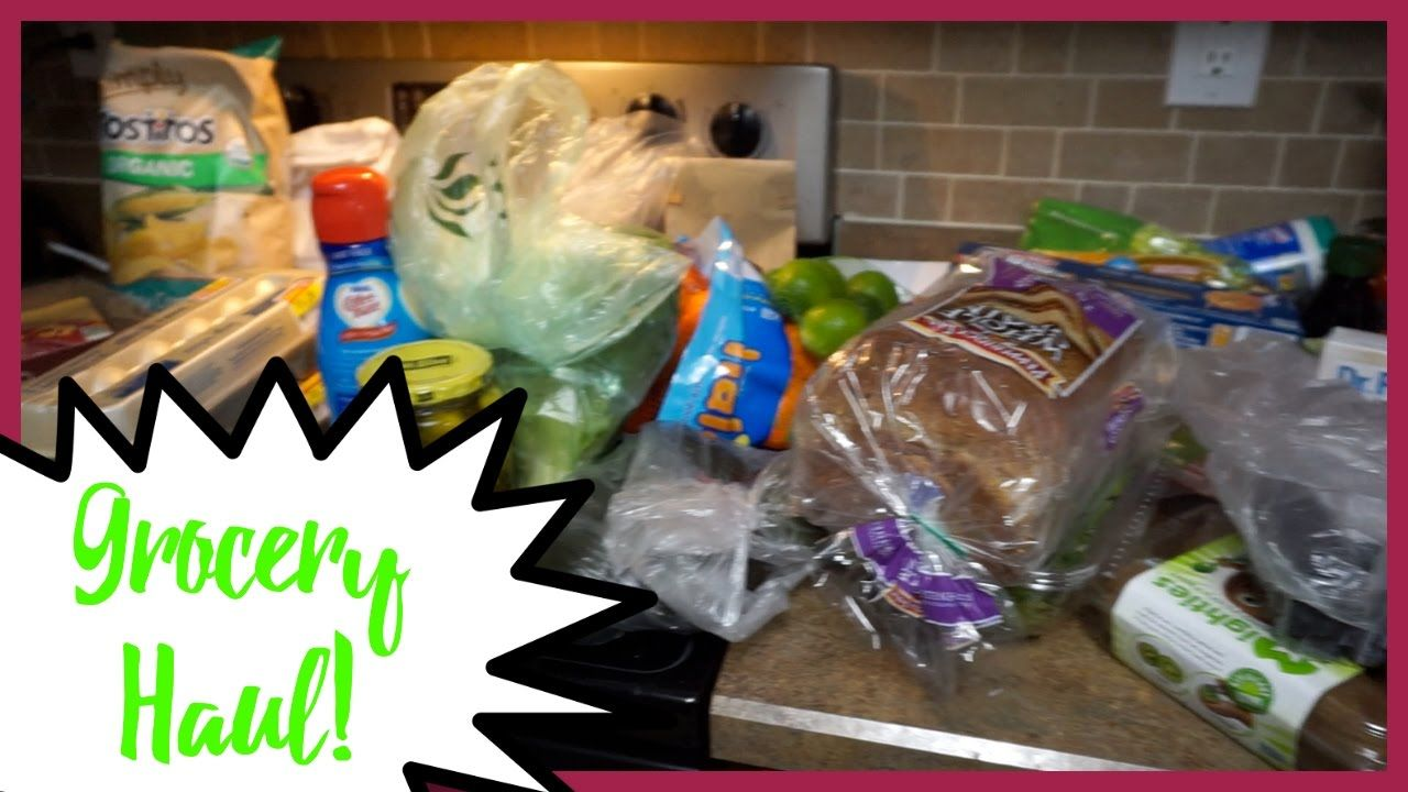 HUGE Grocery Haul! | 3.6.17