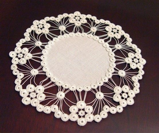 Snutki - Polish eyelet embroidery