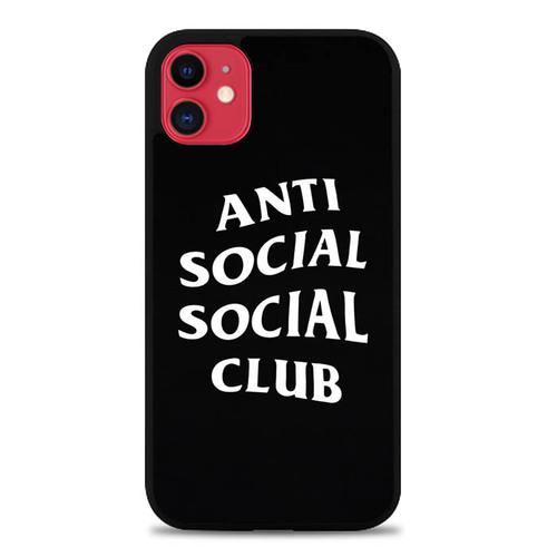 Anti Social Social Club P0479 iPhone 11 Case di 2020