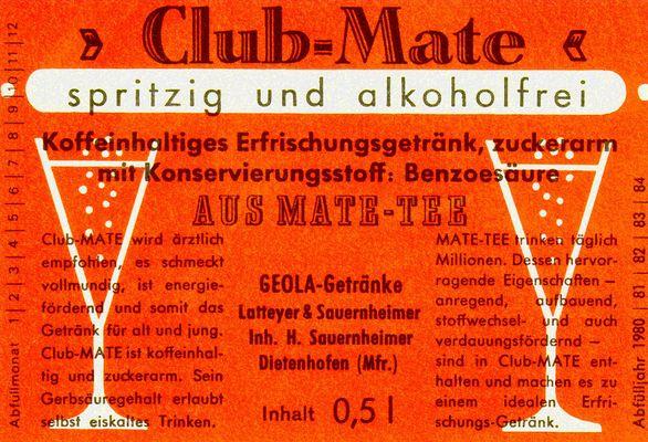 Old Club-Mate-Logo (80er)