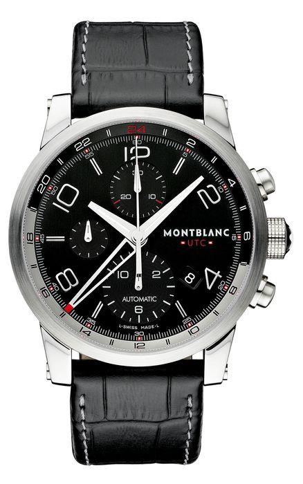 b448cedd3a0 Sua chance de ter um relógio Montblanc
