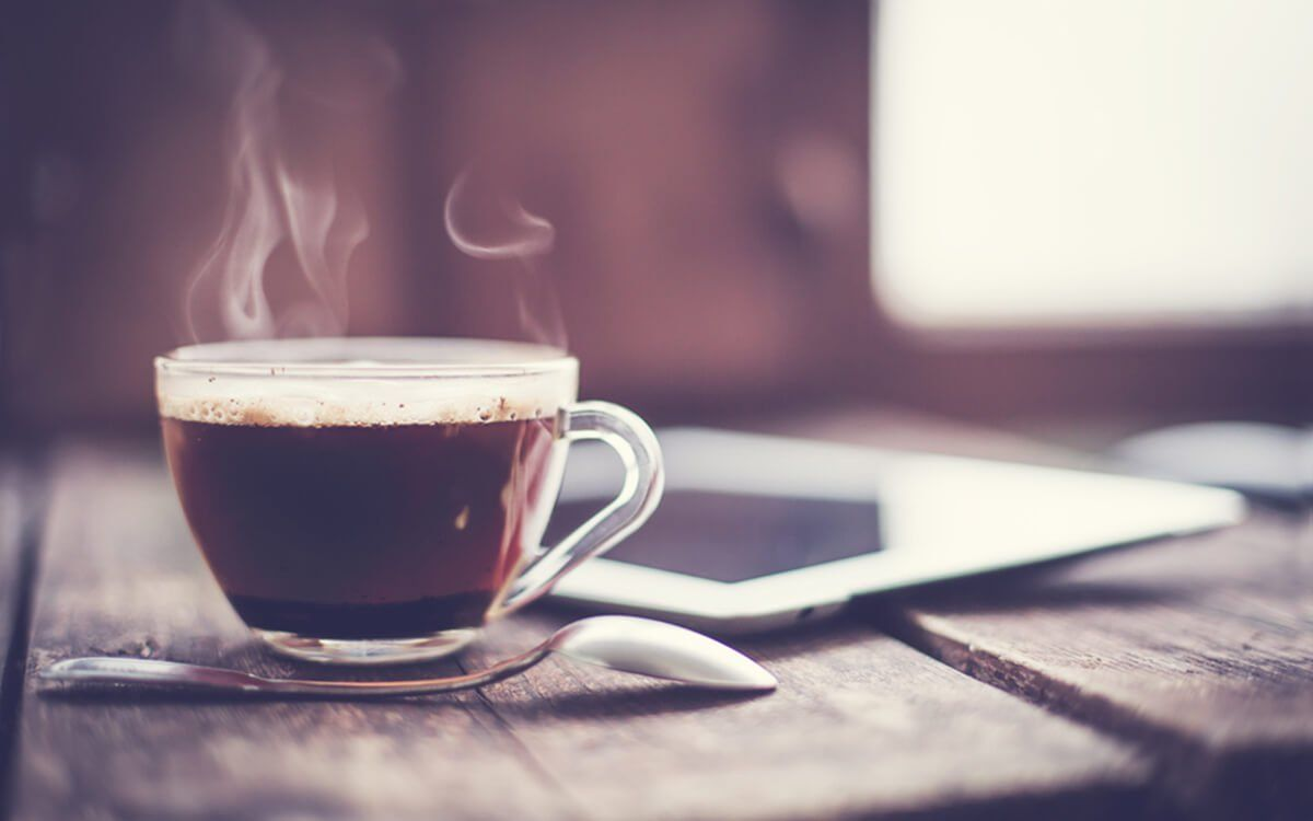 can decaf coffee make you bloated