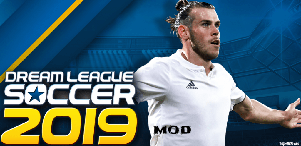 Dream League Soccer 2019 Mod Apk For Android With Unlimited Money And All Unlocked Player Download This Latest Dls 2019 Mod And In 2020 League Soccer Player Download