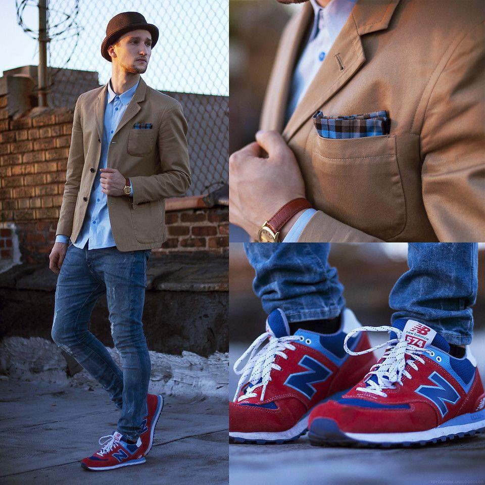 zapatillas hombre vestir casual new balance