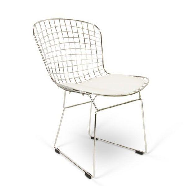 chaise bertoia - Chaise Bertoia