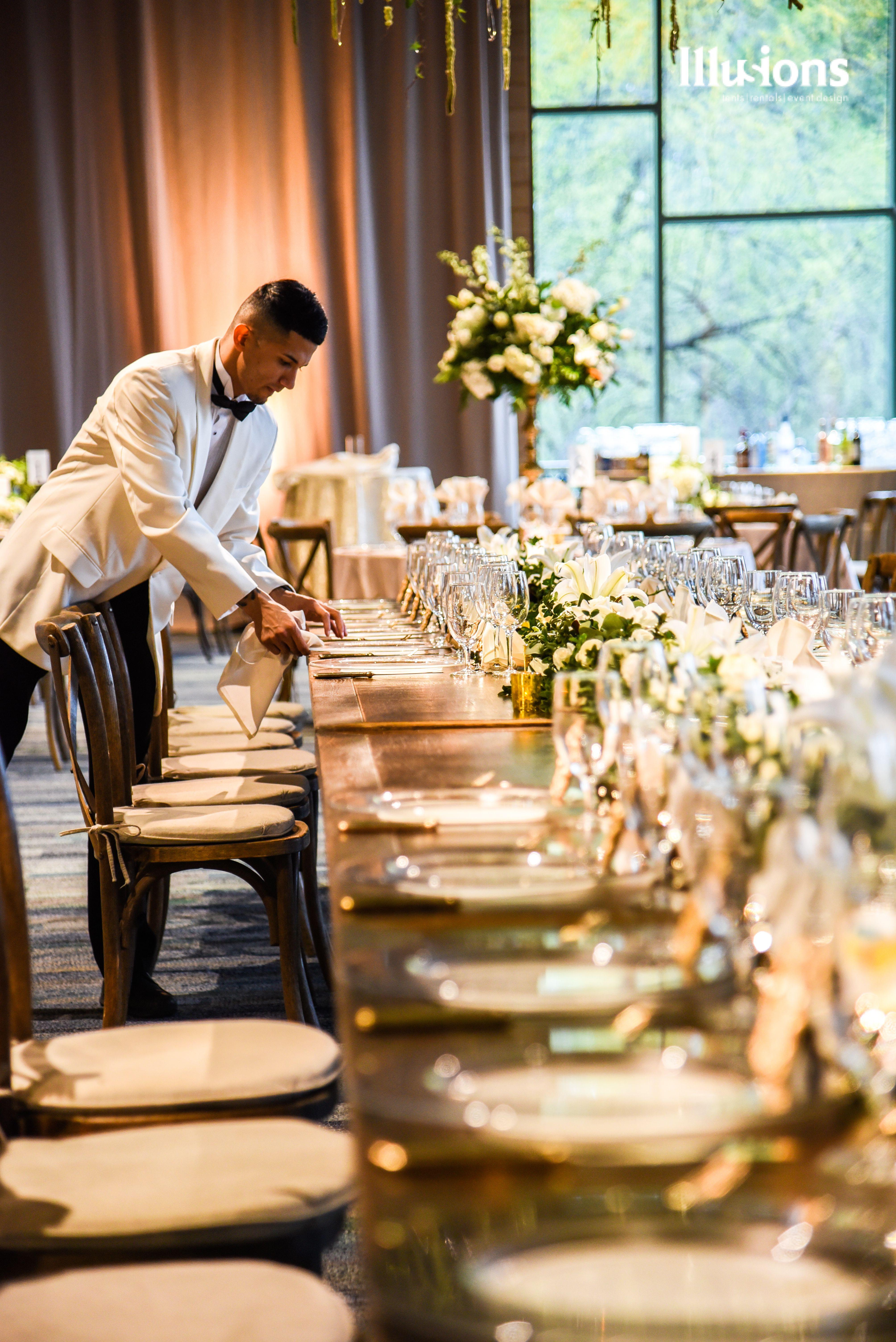 Pin By Illusions Event Rentals On Weddings Tent Rentals Wedding Rentals Dream Decor