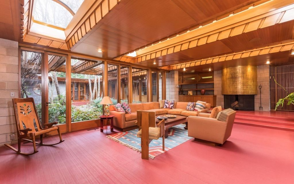 Frank Lloyd Wright S Final Residential Commission Tirranna