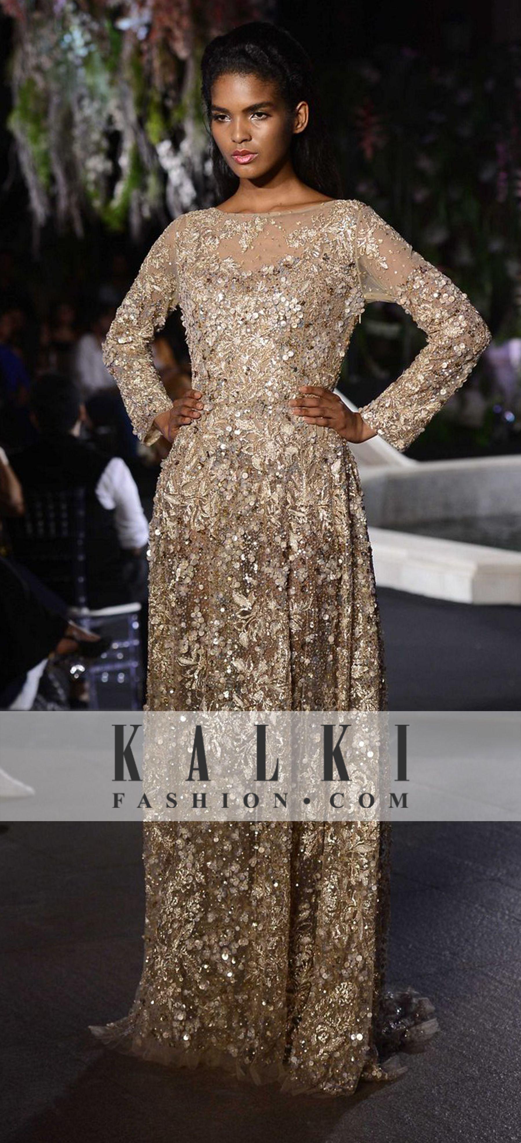Manish malhotra collection at lakme fashion week lakme