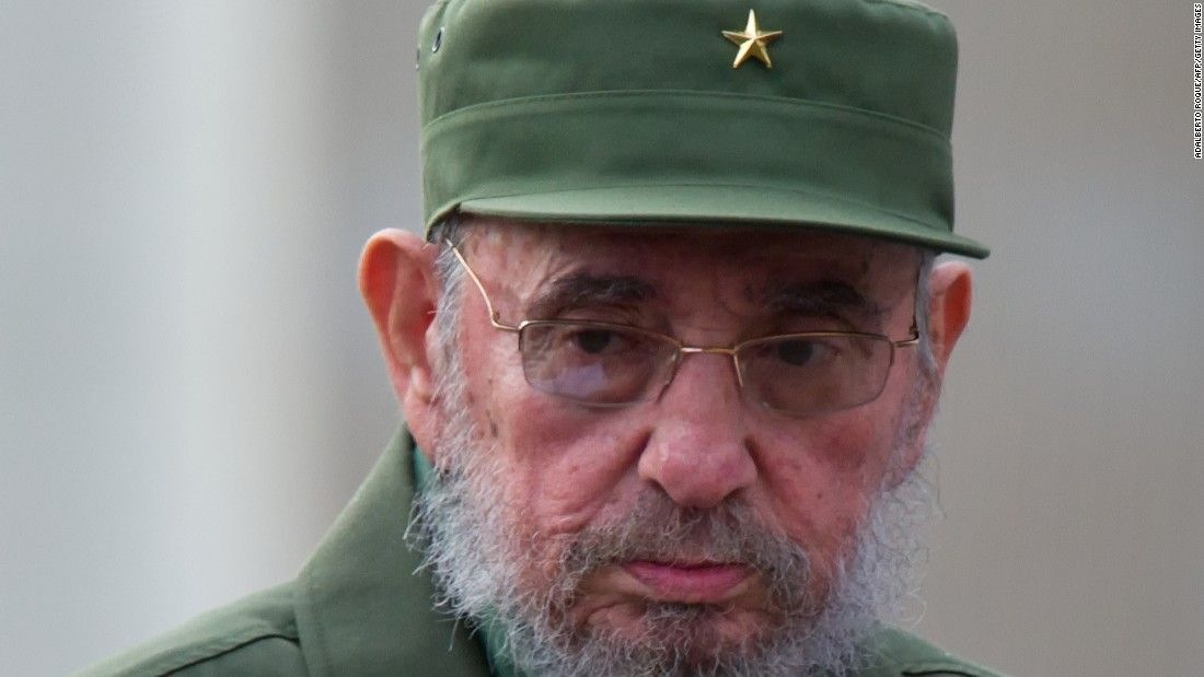 Cuba's Fidel Castro survived assassination attempts, officials say
