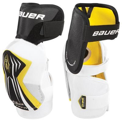 Bauer Supreme One40 Elbow Pads Junior Pure Hockey Equipment Elbow Pads Hockey Elbow Pads Hockey Equipment
