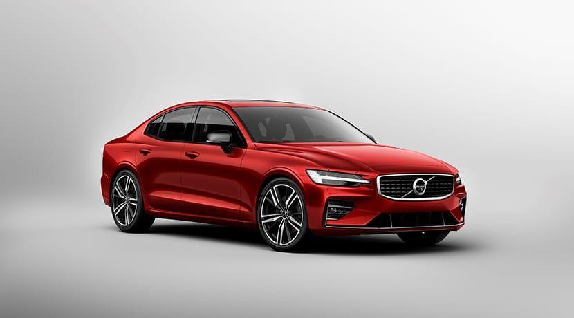El Volvo S60 Rival De Los Audi A4 Bmw Serie 3 Y Mercedes Clase C Ya Tiene Precio Volvo S60 Volvo Volvo V60