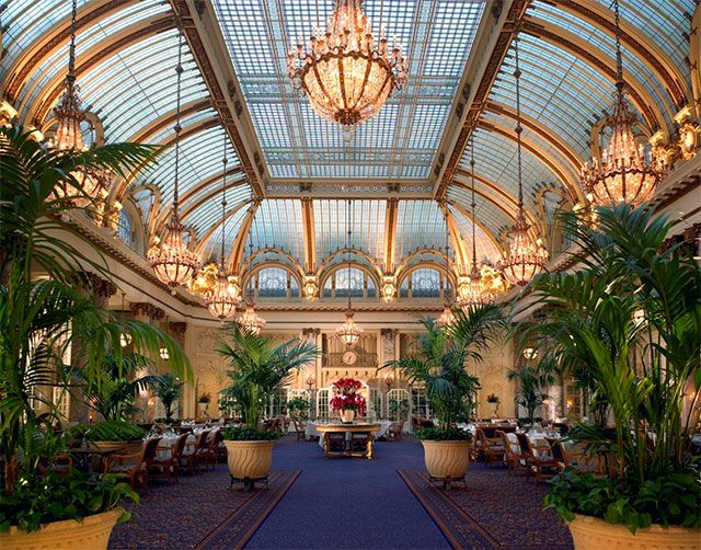 Palace Hotel San Francisco Unique California Wedding Venues