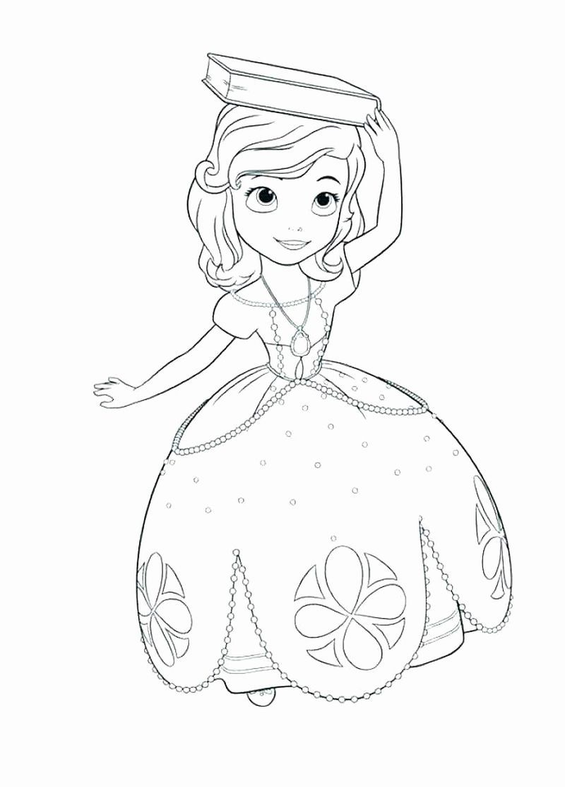 Sophia The 1st Coloring Pages Printable Disney Princess Coloring Pages Princess Coloring Pages Mermaid Coloring Pages