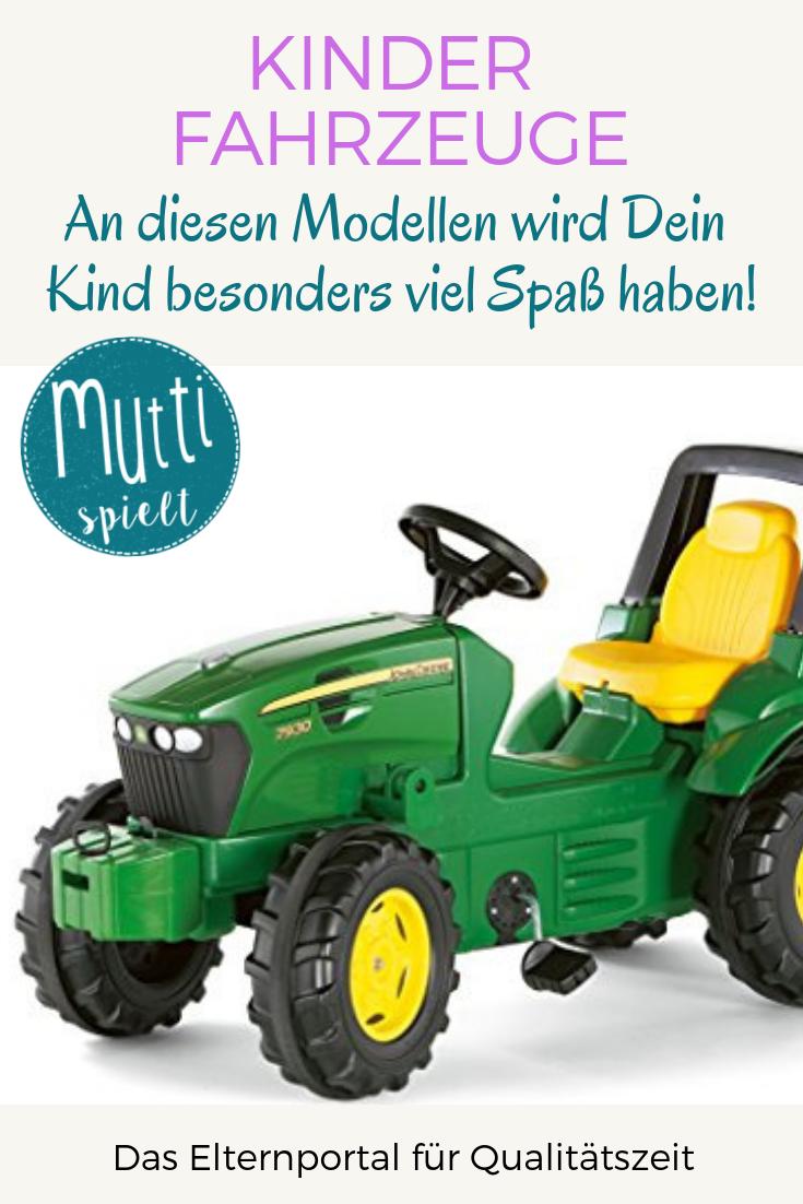 Spielzeug Traktor Zum Fahren