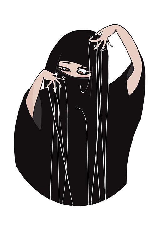 Janette Bornmarker Illustration