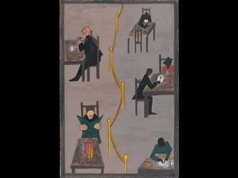 Jacob Lawrence, The Migration Series (*short version*) | American art to World War II | Khan Academy