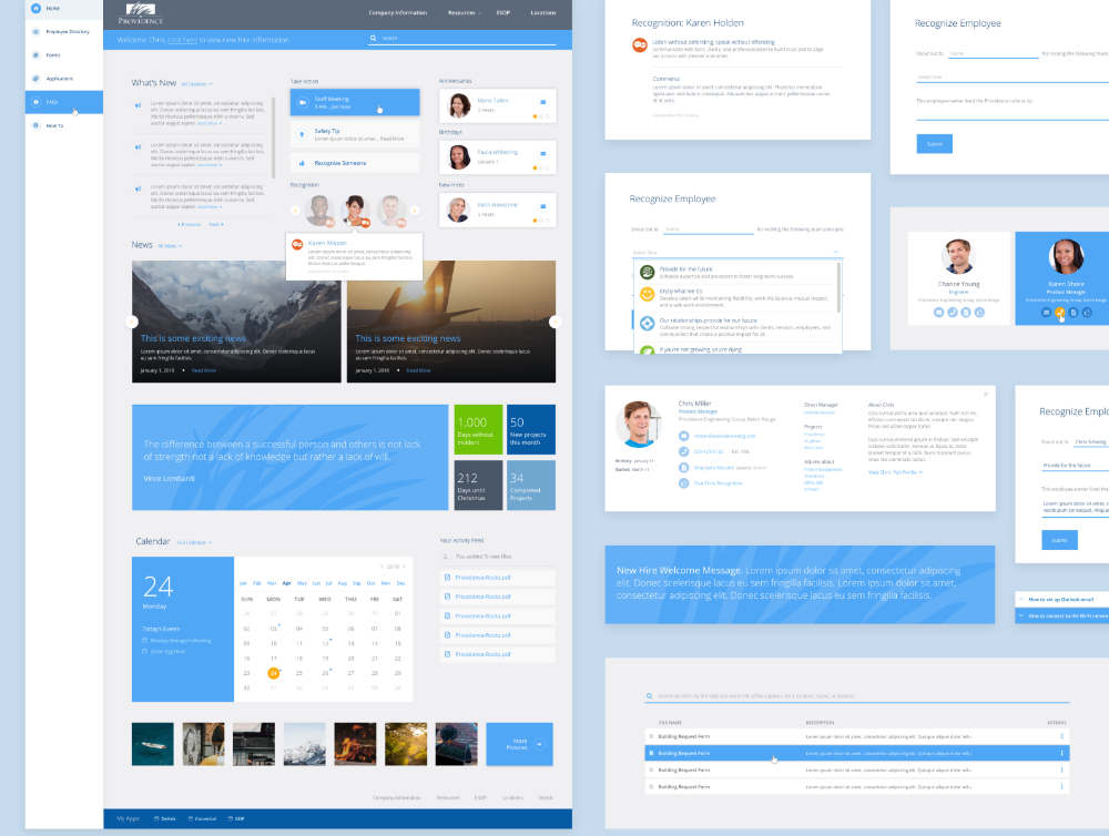 Sharepoint Intranet In 2020 Sharepoint Intranet Sharepoint Design