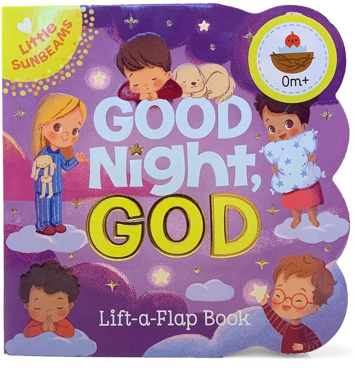 Cottage Door Press Good Night God by Scarlett Wing