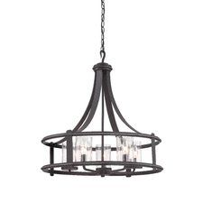 Palencia 5-Light Candle-Style Chandelier