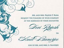 examples wedding invitations - Recherche Google
