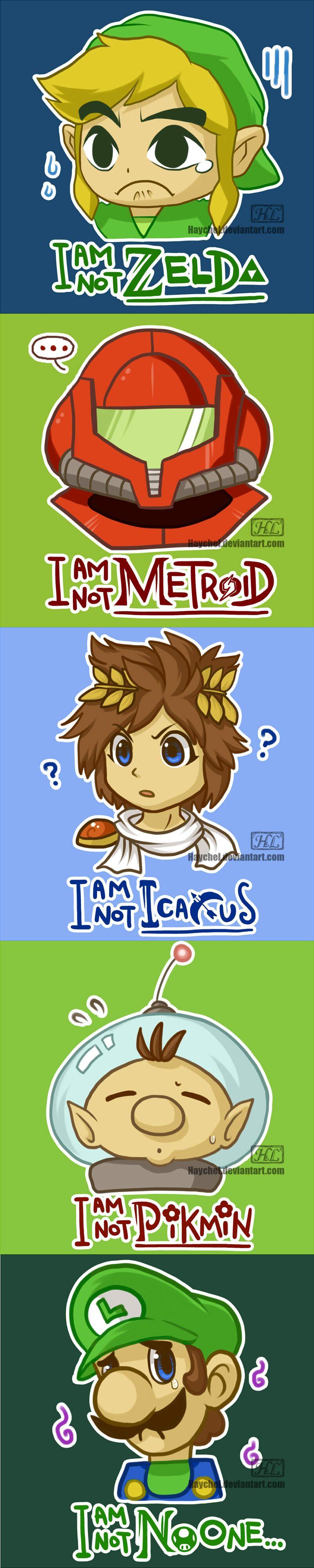 """Link is not """"Zelda""""!"""