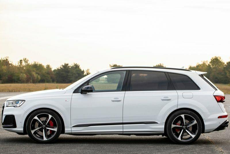Audi Q7 Tfsi E Quattro Plug In Hybrid Motoruyla Daha Cevreci 2020 Cevreci