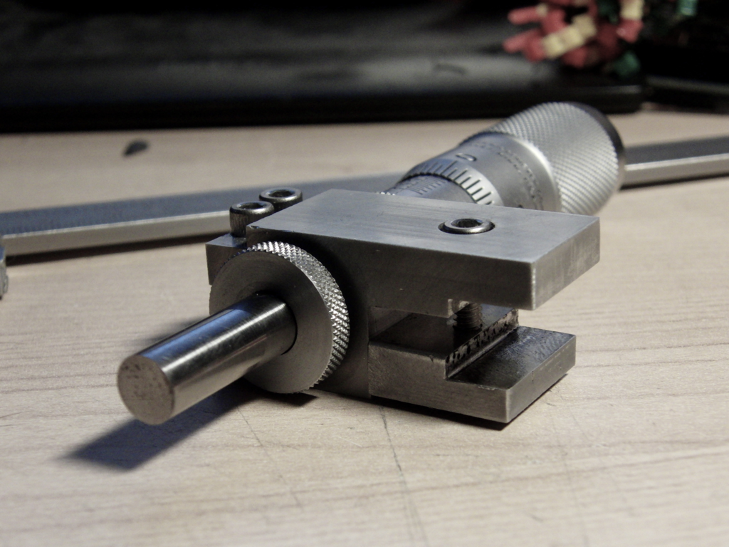 Atlas 10F Micrometer Stop - Home Model Engine Machinist | Lathe