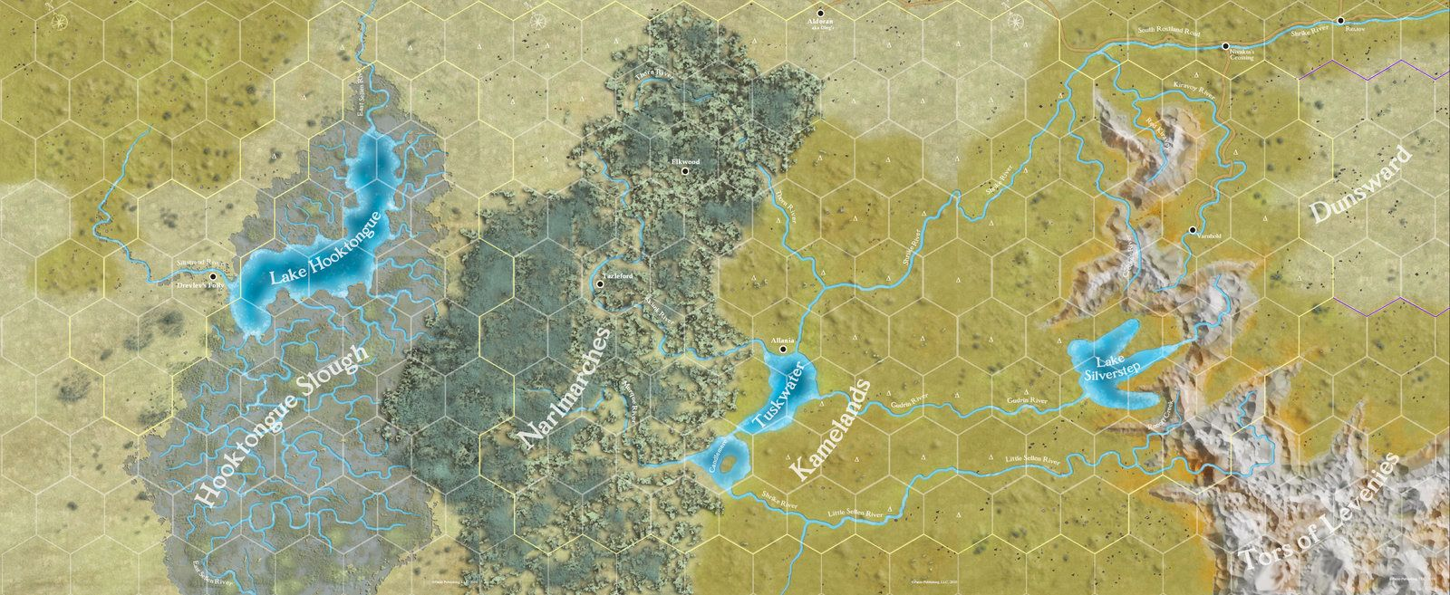 Pin by Draqoun Maguese on D&D Cartography | Map, Cartography, Painting