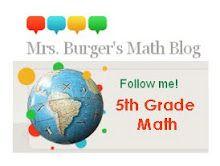 TN 5th Math...AWESOME blog!