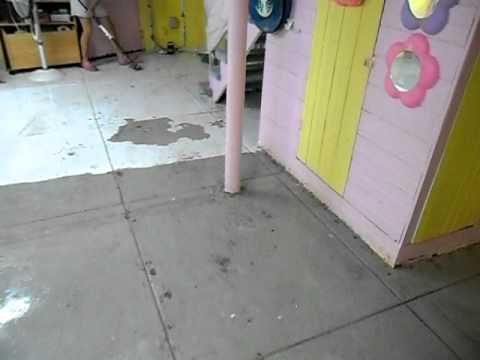 Water Coming Up Through Concrete Floor Are You Facing The Issues Of Water Coming Up In Your Concrete Floor But Don T Know W Concrete Floors Concrete Flooring