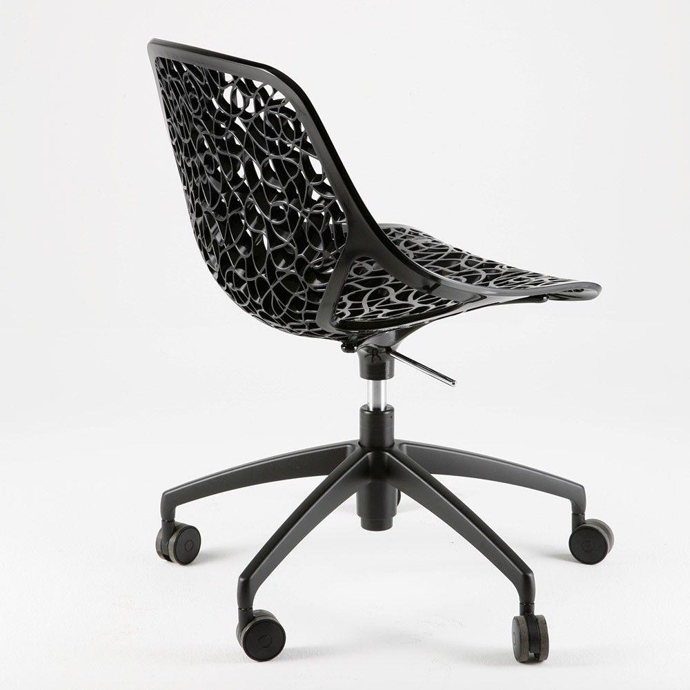 Silla Caprice desk. Casprini | Sillas oficina, Sillas y Ruedas