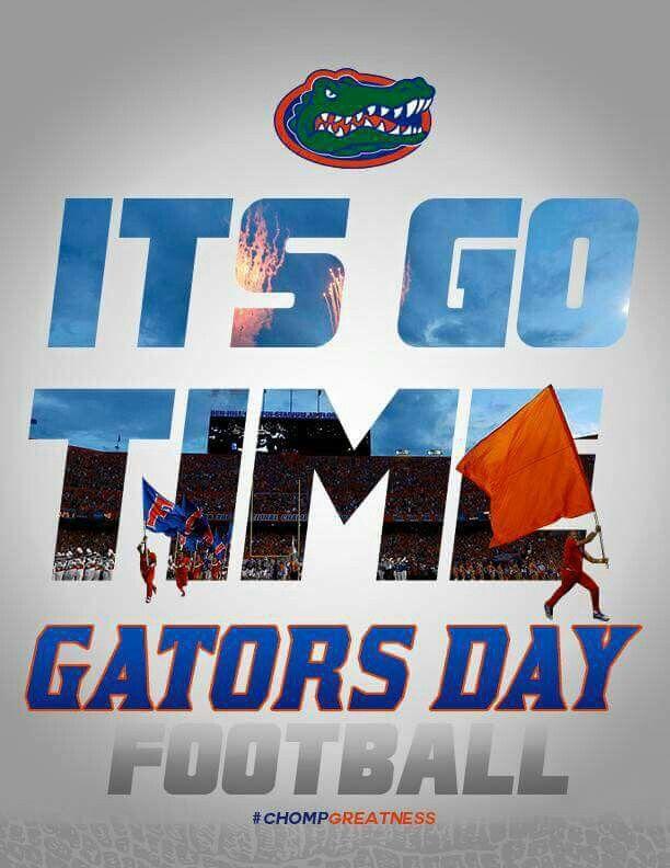 Gators! #gameday   Florida Gators   Fla gators, Florida