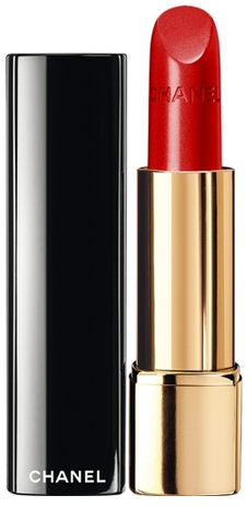 Best holiday red lipstick: CHANEL Rouge Allure Intense in Coromandel